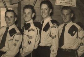 NCOs of Parramatta Squadron