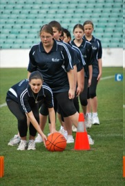 Cadets take part in team competitions