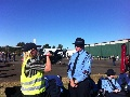 AAL Cadet interviewed for local news