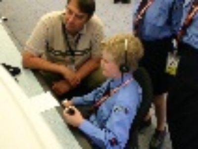 Sunbury Sqn visit Airservices