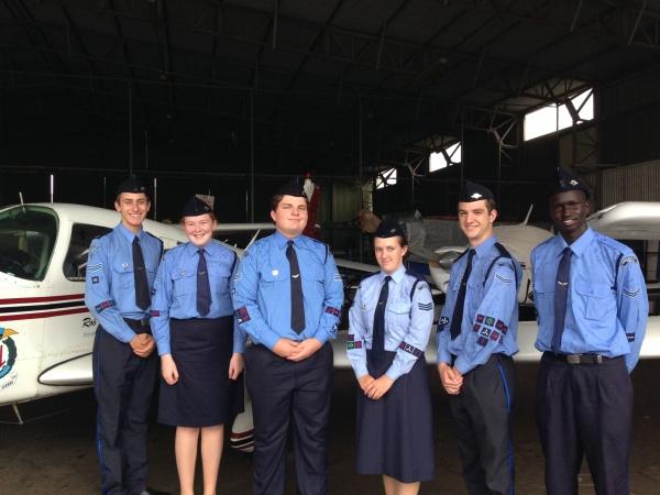 Australian Air League Cadet of the Year 2014