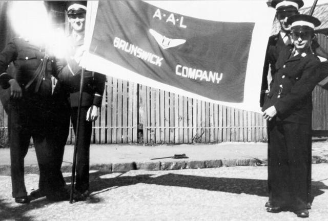 Brunswick Company of the Australian Air League