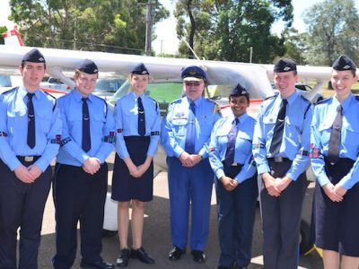 Australian Air League Cadet of the Year – 2016/2017