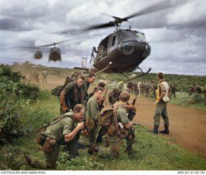Australia's Air Involvement in the Vietnam War