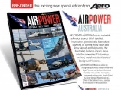 Air Power Australia magazine Pre Order
