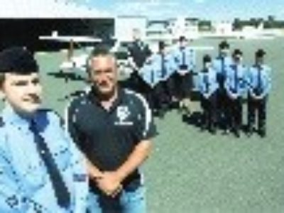 Gawler now has its own primary school of aviation