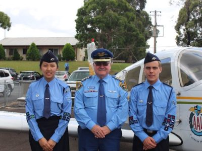 Meet our 2016 Cadets of the Year