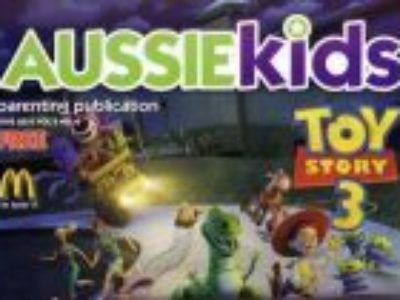 Air League in Aussie Kids magazine