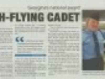High Flying Cadet