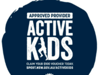 NSWBG approved as Active Kids Provider