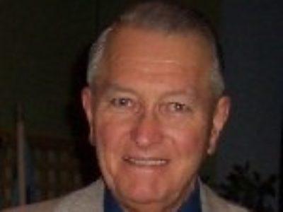Group Lieutenant Geoff Sadler LM, MSA