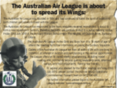 Air League spreads its wings to Sunbury