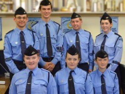 Cadet of the Year 2013