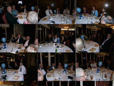 Victoria 75th Anniversary Dinner