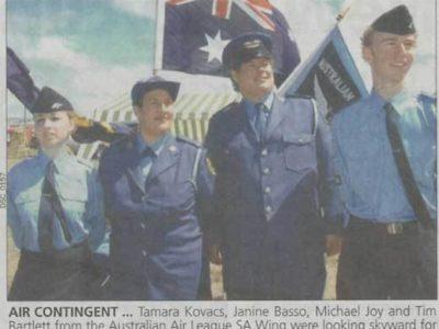 SA Wing look skyward – The Times 1st Mar 2007