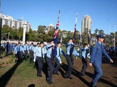 NSWBG Ceremonial Parade 2018