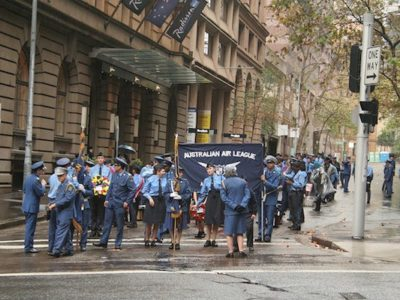 2015 Sydney ANZAC Day Parade