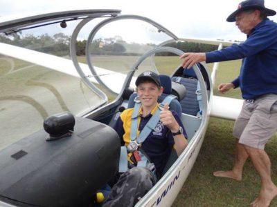 Bundaberg Gliding Camp