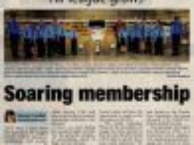 Air League grows in Gawler