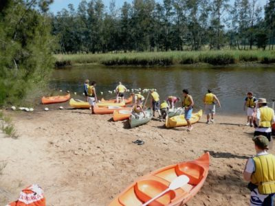 NSW Boys Group Rec Camp 2019
