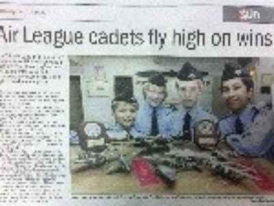 Air League Cadets Fly High on Wins