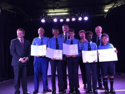 Cadets win Youth Awards