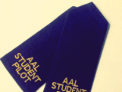 Are you a Student Pilot?