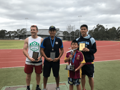 NSWBG Athletics Carnival 2018