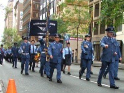 NSWBG Ceremonial Parade 2015