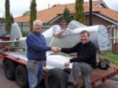 Aircraft donated to South Australia Region