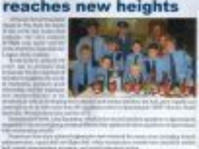 Forest Lake Squadron Reaches New Heights