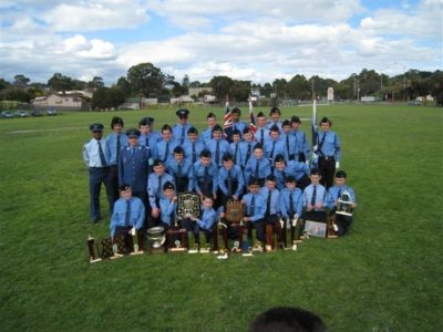 Victory for Berwick Boys Squadron at Group Review