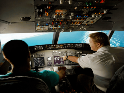 Jet Flight Simulator – Special Rates