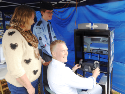 Lilydale Flight Simulator
