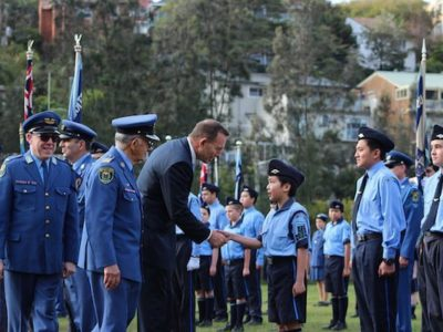 Manly Squadron celebrates 80 years