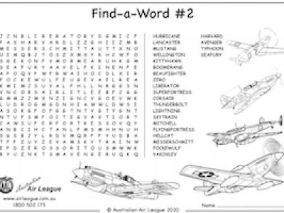 Find a Word No.2
