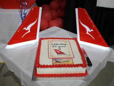 Qantas 100 Year Celebrations at HARS